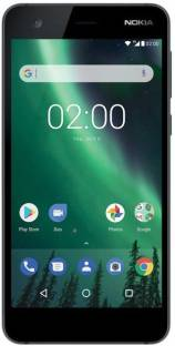 Nokia 2 8GB Pewter Black Mobile