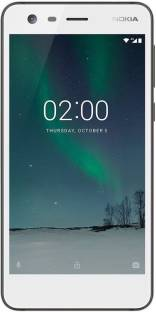 Nokia 2 (Nokia TA-1011) 8GB Pewter White Mobile