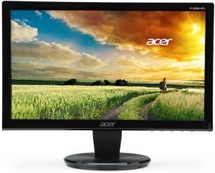 Acer P166HQL 15.6 Inch LED Backlit LCD Monitor