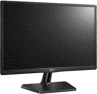 LG 20MP47A 19.5 Inch LED Monitor