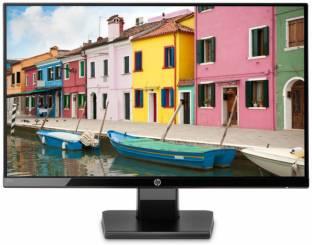 HP 22W 54.61 cm (21.5 inch) LED Backlit Monitor, Black