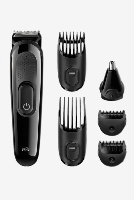 Braun MGK3020 Multi Grooming Kit (Black)