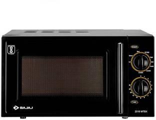 Bajaj MTBX 2016 20 Lts Grill Microwave Oven Black