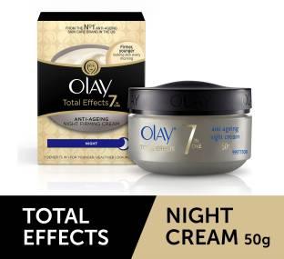 Olay Total Effects 7-In-1 Anti Aging Night Skin Cream 50gm