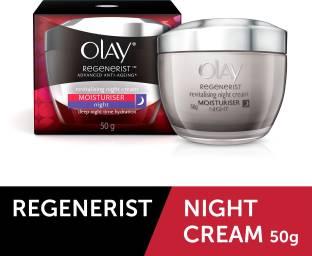 Olay Regenerist Advanced Anti-Ageing Revitalizing Night Skin Cream 50gm