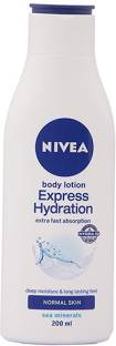 Nivea Express Hydration Body Lotion 200ml