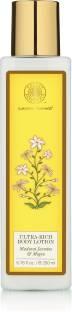 Forest Essentials Ultra Rich Madurai Jasmine & Mogra Body Lotion (200ml)