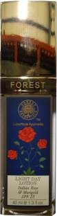 Forest Essentials Indian Rose & Marigold Light Day Lotion (40ml)