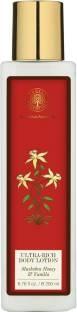 Forest Essentials Mashobra Honey & Vanilla Ultra Rich Body Lotion (200ml)