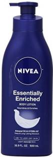 Nivea Essentially Enriched Body Lotion 500ml