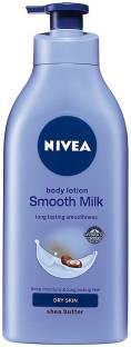 Nivea Smooth Milk Body Lotion 400ml