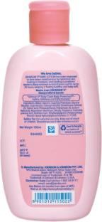 Johnsons Baby Lotion, 100 ml