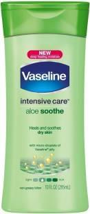 Vaseline Aloe Fresh Hydrating Body Lotion (295ml)