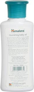 Himalaya Baby Massage Oil, 100 ml