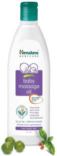 Himalaya Baby Massage Oil, 200 ml