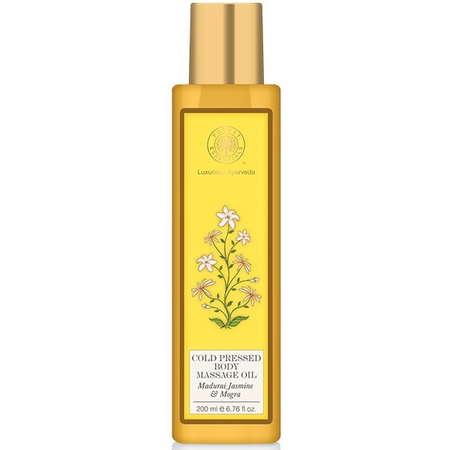 Forest Essentials Ultra Rich Madurai Jasmine and Mogra Body Lotion 200ml
