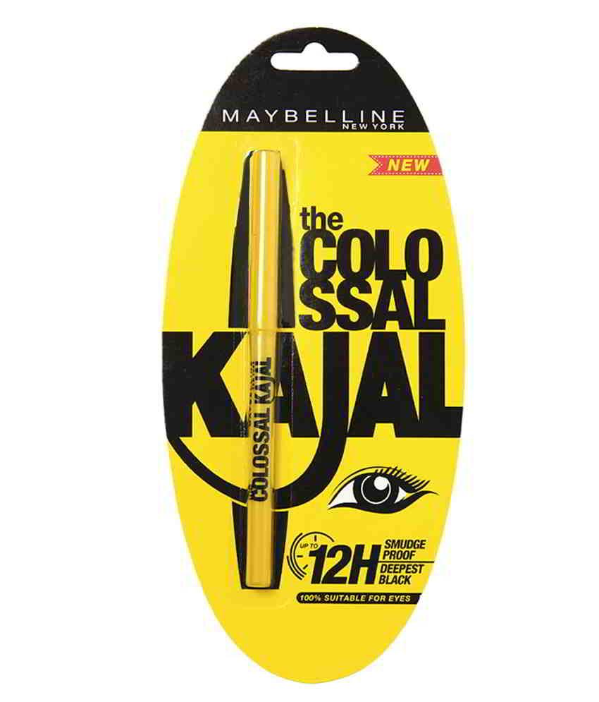 Maybelline New York The Colossal Kajal, Black