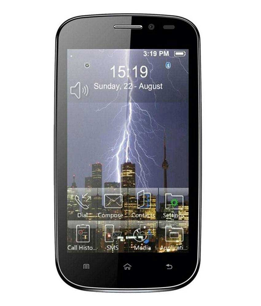 Micromax Bolt A089 (Micromax A089) 4GB Black Mobile