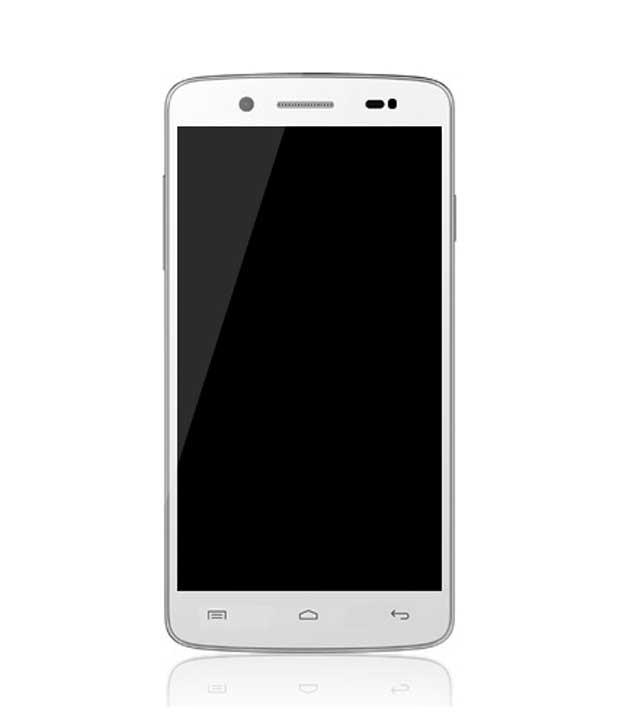 Micromax Canvas Elanza 2 A121 White Mobile