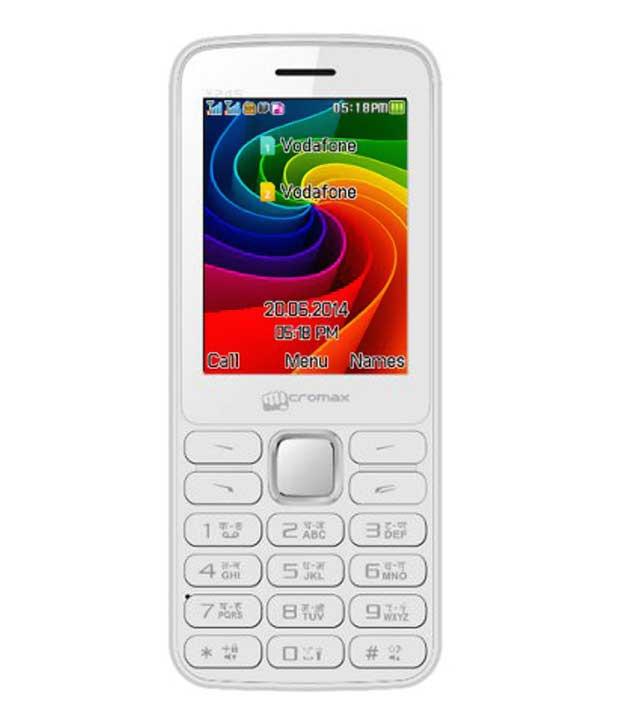 Micromax X245 Mobile