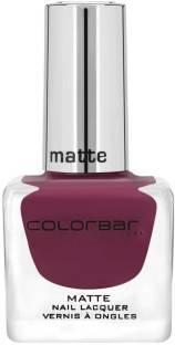 Colorbar Plumatte Matte Luxe Nail Paint, 12 ML 4