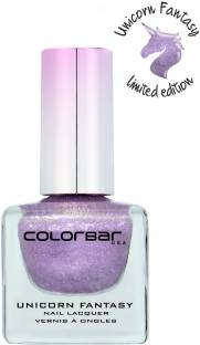 Colorbar Unicorn Fantasy Nail Lacquer, 12 ML Violet
