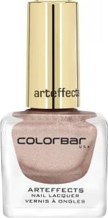 Colorbar Arteffect Nail Paint, 12 ML Rose Gold
