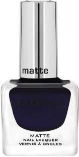 Colorbar Matte Nail Lacquer, 12 ML 007 Blue Lagoon