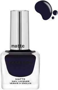 Colorbar Blackness Matte Luxe Nail Paint, 12 ML 8