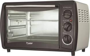 Prestige POTG 19 PCR 19L Oven Toaster Grill, Black