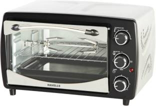 Havells 18 RSS 18 Lts Oven Toaster Grill Silver