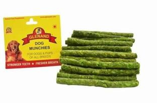 Glenand Munchies Mint Dog Chew 75 gm (Pack of 5)