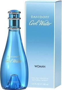 Davidoff Cool Water EDT For Women- 100 ml