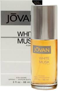 Jovan White Musk Eau De Cologne For Men- 88 ml