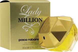 Paco Rabanne Lady Million EDP For Women 80 ml
