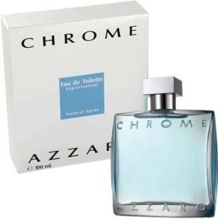 Azzaro Chrome EDT For Men- 100 ml