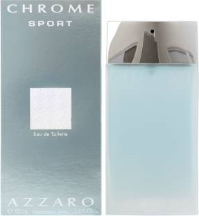 Azzaro Chrome Sport EDT For Men - 100 ml