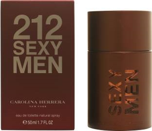Carolina Herrera 212 Sexy EDT For Men- 50 ml