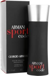 Giorgio Armani Code Sport EDTFor Men 75 ml