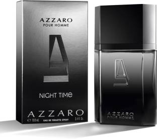Azzaro Pour Homme Night Time EDT For Men- 100 ml