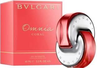 Bvlgari Omnia Coral EDT For Women- 65 ml