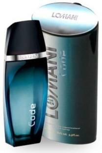 Lomani Code EDT Spray 100 ml