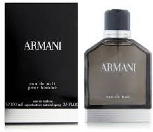 Giorgio Armani Eau Di Nuit Pour Homme EDT For Men- 100 ml