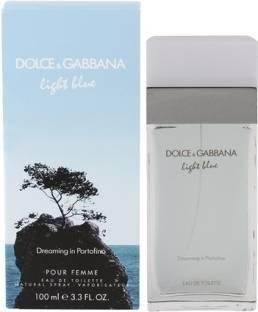 Dolce & Gabbana Light Blue Dreaming in Portofino EDT For Women. 100 ml