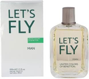 United Colors Of Benetton Lets Fly EDT - 100 ml