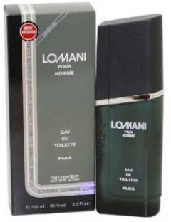Lomani Pour Homme EDT For Men 100 ml