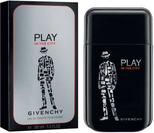 Givenchy Play in the City EDT For Men- 100 ml