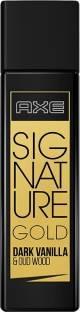 Axe Signature Gold Dark Vanilla & Oud Wood EDT, 80 ml