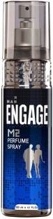 Engage M2 Perfume Spray for Men 120 ml