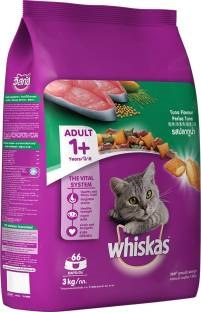 Whiskas Tuna Fish Cat Food 3 kg